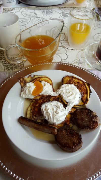 #breakfast #lindabauwin