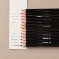 #watercolor pencils #lindabauwin