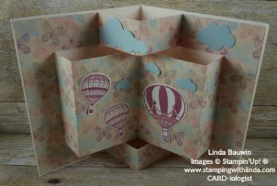#creativefoldcards #lindabauwin #2o1