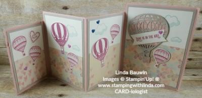 #creativefoldcards #lindabauwin #6