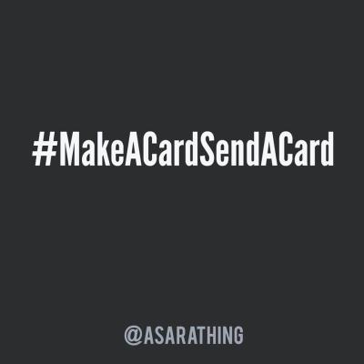 #makeacardsendacard @asarathing #lindabauwin