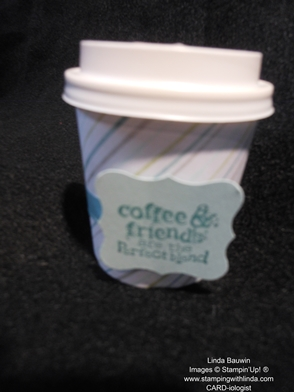 Coffee Cup Treat Holder_Linda Bauwin