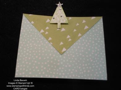 Exclusive note card holder_Linda Bauwin