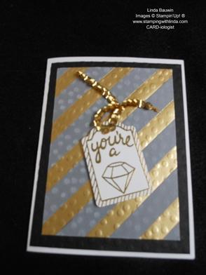 Gold Sequin Card_Linda Bauwin