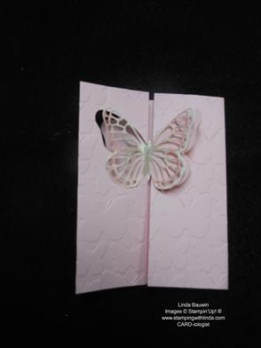 Front Flip Butterfly Card_Linda Bauwin