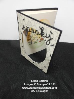 Double-Opening Card Creative Fold Linda Bauwin