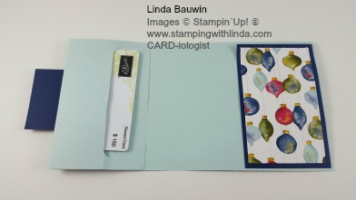 Gift Card Holder Linda Bauwin