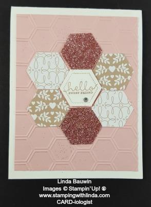Love Blossoms Designer Paper Stack Linda Bauwin