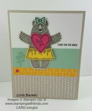 Love You Bear Hugs Linda Bauwin