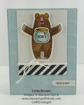Honey Bear Hugs Linda Bauwin