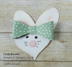 Bunny Face Linda Bauwin