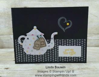 A Nice Cuppa Linda Bauwin