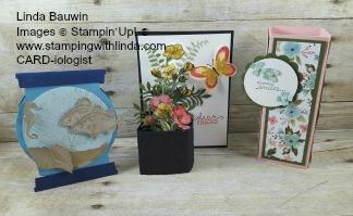 3-D Retret Cards Linda Bauwin