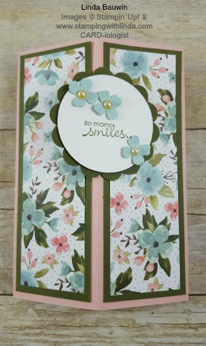 Front Tower Card Linda Bauwin
