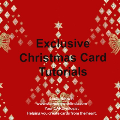 #christmascardtutorials #linabauwin