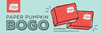 #bogopaperpumpkin #lindabauwin