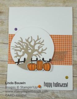 #halloweencard2 #lindabauwin
