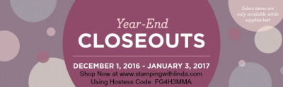 #yearendcloseoutssu #lindabauwin