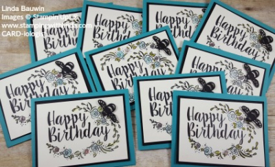 #birthdaycards #lindabauwin