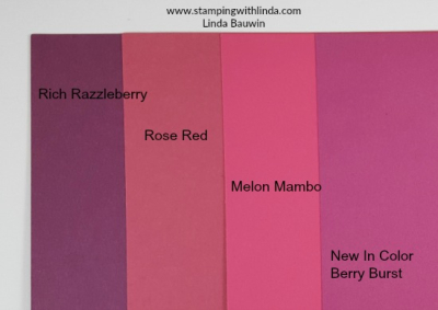 #incolor #berryburst #lindabauwin