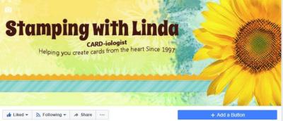 #stampingwithlindafacebook #lindabauwn