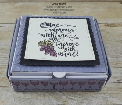 #winenotecardbox #lindabauwin