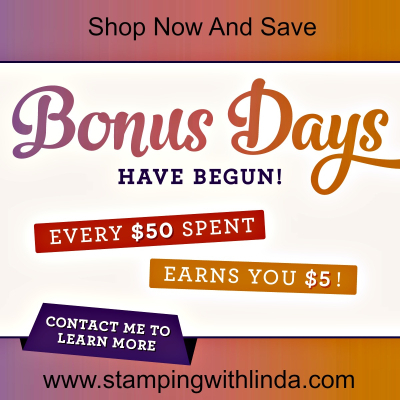 #bonusdays #shopstampslindabauwwin