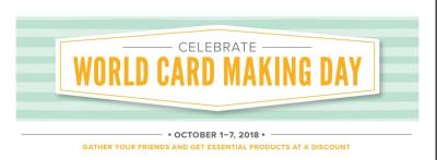 #celebrateworldcardmakingday #linddabauwin