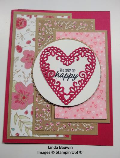 #occasionscatalog  #allmylovedesignerseriespaper #lindabauwin