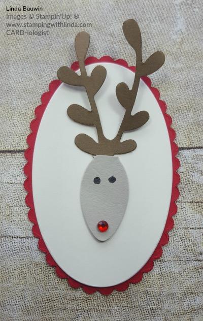 #punchart #reindeerpuncharrt #lindabauwin