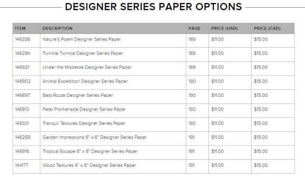 #designerseriespaperoptions #buy3getonefree #lindabauwin