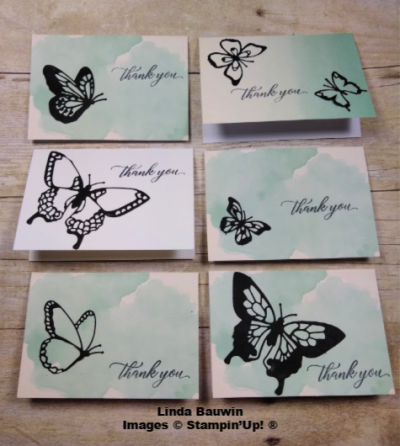 #butterflybeauty  #delightfullydetailednotecards  #lindabauwin