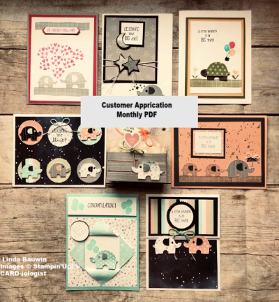 #littleelephantstampset  #exclusivepdftutorial  #lindabauwin (1) (1)