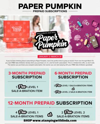 #paperpumpkinkits  #saleabration  #lindabauwin