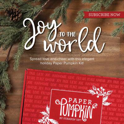 #joytotheworld  #paperpumpkin  #lindabauwin