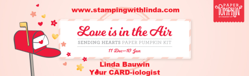 #loveisintheair  #sendinghearts  #paperpumpkin  #lindabauwin (1)