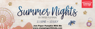 #summernightsbypaperpumpkin   #lindabauwin