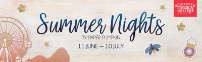 #summernightsppaperpumpkin