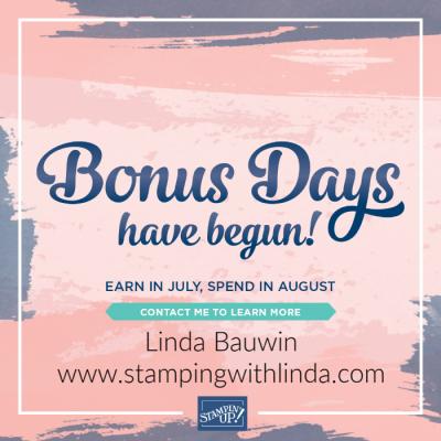 #bonusdays  #lindabauwin (3)