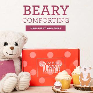 #bearingcomfortable  #paperpumpkin  #lindabauwin