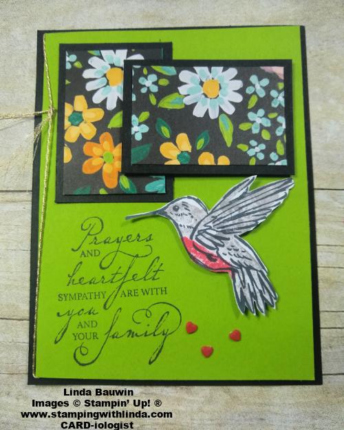 #atouchofink  #flowers&fielddesignerseriespaper  #lindabauwin