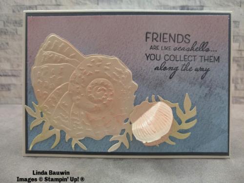 #sand&seanotecard  #hiddenpearl  #lindabauwin
