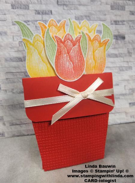 #flowerpotcard  #marycaruso  #lindabauwin