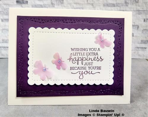 #stampinblendstechnique  #butterflies  #lindabauwin