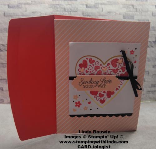 #paperpumpkinkits  #valentine  #lindabauwin