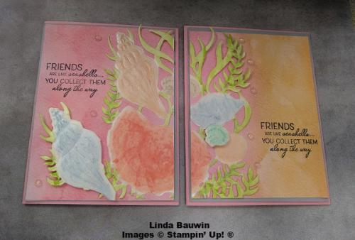 #splitcardtechnique  #lindabauwin
